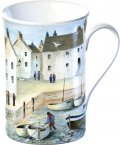 Creative Tops Premium Cornish Harbour Fine China Mug