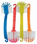 Apollo Housewares Wash Up Brush Fan Splash