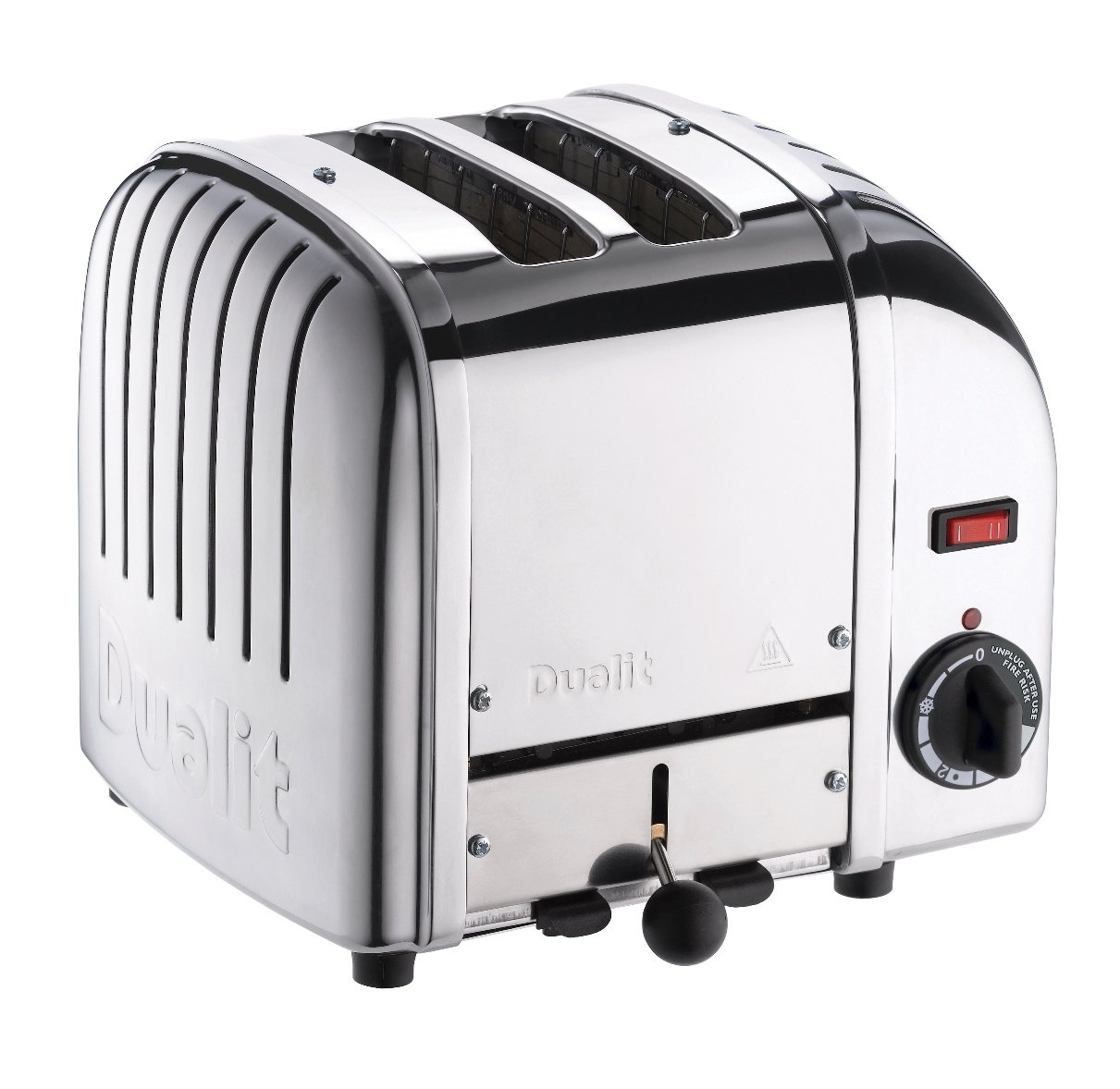 Dualit Classic Toaster 2 Slice Polished 20245 At Barnitts