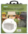 Gardman Medium Oval Patio Set Cover