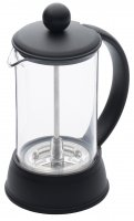 Le'Xpress Three Cup Plastic Cafetiere With Polycarbonate Jug