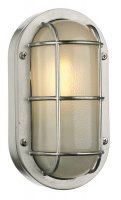 David Hunt Lighthouse Wall Light Nickel