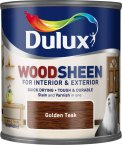 Dulux Woodsheen Golden Teak 250ml