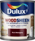 Dulux Woodsheen Rich Mahogany 250ml