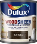 Dulux Woodsheen Dark Walnut 250ml