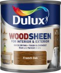 Dulux Woodsheen French Oak 250ml