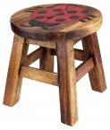 Apollo Kids Ladybird Stool