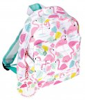 Rex Flamingo Bay Mini Backpack