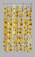Aqualona PEVA Shower Curtain - Cheeky Ducks