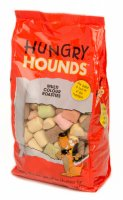Hungry Hounds Multi Colour Roasties 1.75kg