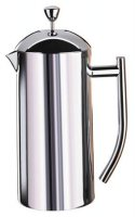 Café Stål Originals Satin Finish 6 Cup Double Wall Cafetiere