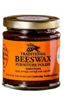 Cambridge Traditional Products Beeswax Polish Jar Brown 142g/5oz