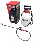 Spear & Jackson 5l Pump Action Pressure Sprayer