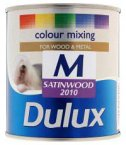 Dulux 2010 Satinwood Extra Deep Base 500ml