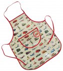 Rex Vintage Transport Children's Apron