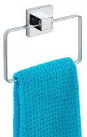 Wenko Vacuum Loc Quadro Towel Holder Ring