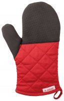 Judge Textiles Traditional Oven Mitt - Red