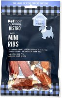 Petface The Doggie Bistro 7 Pack Mini Ribs