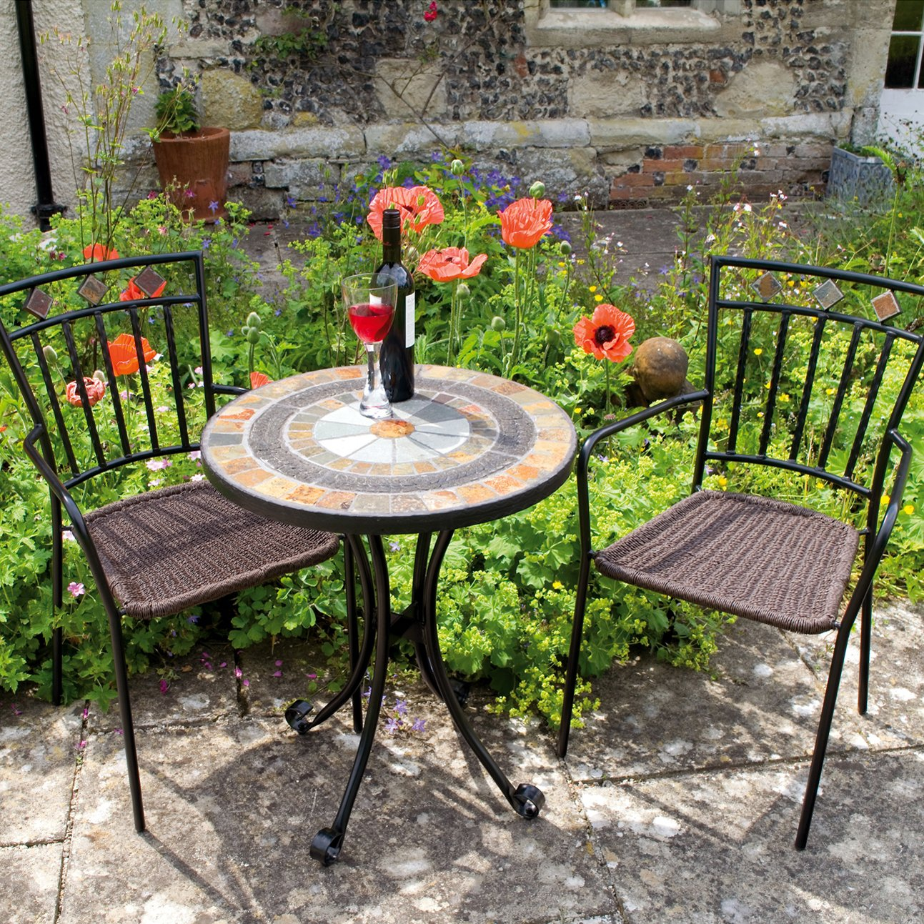 Europa Leisure Villena Bistro Table At Barnitts Online Store Uk Barnitts