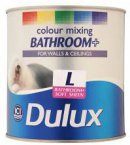 Dulux Bathroom Extra Deep Base 1 Litre