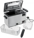 Judge Electricals Multi Basket Deep Fryer 2000W