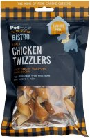 Petface The Doggie Bistro Chicken Twizzlers (Pack of 5)