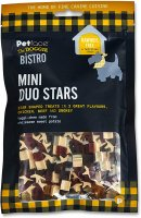 Petface The Doggie Bistro Mini Duo Stars 100g