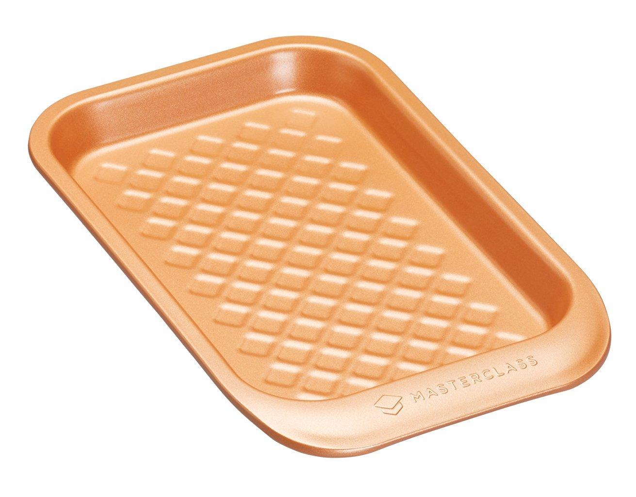 Möbel & Wohnen Kochen & Genießen Masterclass Smart Ceramic 42.5 X 31.5 Cm Heavy-duty Stackable Roasting Pan Set