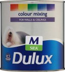 Dulux Silk Medium Base 1 Litre