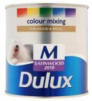 Dulux Colour Mixing Satinwood Base Extra Deep 1 Litre