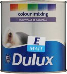 Dulux Matt Emulsion Extra Deep Base 1 Litre