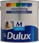 Dulux Matt Medium Base 2.5 Litre