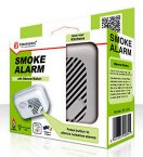 Ei Electronics Smoke Alarm with Hush
