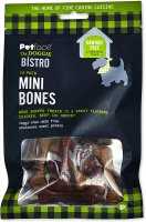 Petface The Doggie Bistro 12 Pack  Mini Bones 100g