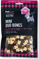 Petface The Doggie Bistro Mini Duo Bones 100g