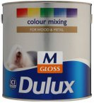 Dulux Gloss Medium Base 2.5 Litre
