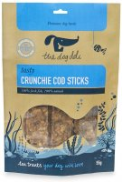 Petface The Dog Deli Tasty Crunchy Cod Sticks