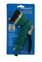 Green Jem 10 Dial deluxe Zinc Spray Gun