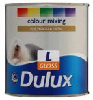 Dulux Gloss Light Base 1 Litre