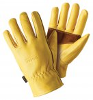 Briers Premium Golden Leather Gloves Medium