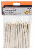 Petface Premium Rawhide Sweet Potato Munchy Sticks (Pack of 50)