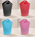 Country Club Polka Dot Design Laundry Bag - Assorted Colours