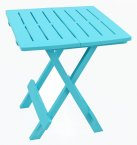 Trabella Bari Side Table Blue