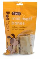 Petface Mini Roast Bones (Pack of 2)