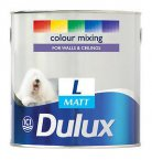 Dulux Colour Mixing Kitchen Matt Extra Deep 2.5 Litre