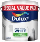 Dulux Pure Brilliant White 6 Litre