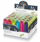 Zeal Silicone Garlic Ripper Assorted Colours
