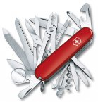 Victorinox Swiss-Champ Swiss Army Knife Multi Tool Red