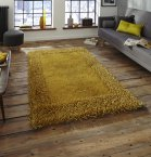 Think Rugs Sable 2 Yellow