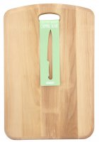Apollo Housewares Beech Chopping Board Large 45cm x 35cm x 2cm